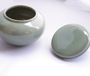 キムチ用の壺