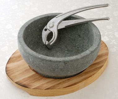 本格的な石焼ピビンバ