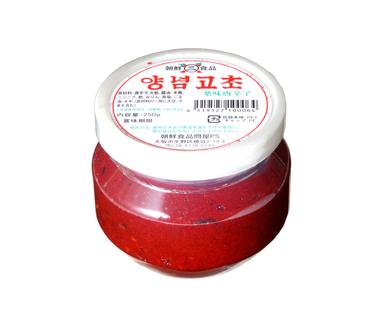 韓国料理に欠かせないピリ辛調味料