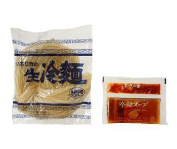 一力冷麺(スープ付き)