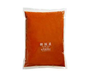 韓国産唐辛子(粉)1kg