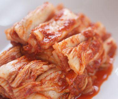 本格白菜キムチ